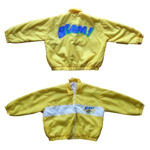 BLAM! Vintage Yellow Jacket
